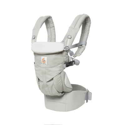 Ergobaby OMNI 360 Baby Carrier All-In-One: Pearl Grey 805268