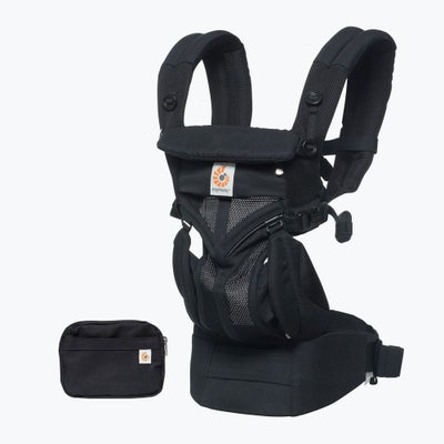 Ergobaby Omni 360 Cool Air - Onyx Black 806224
