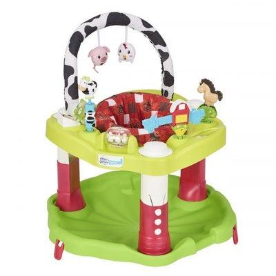 Evenflo Exersaucer - Playful Pastures 807589