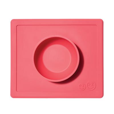 ezpz Happy Bowl - Coral 804018