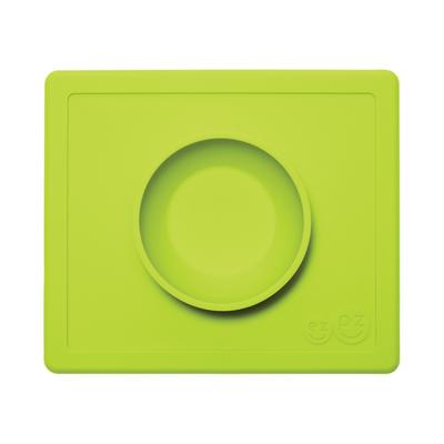 ezpz Happy Bowl - Lime 804017
