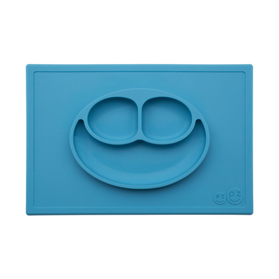 ezpz Happy Mat - Blue 804022