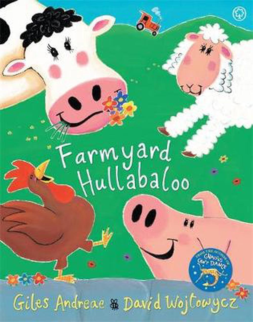 Farmyard Hullabaloo Book 807984