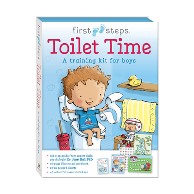 First Steps Toilet Time - Training Boys 808076