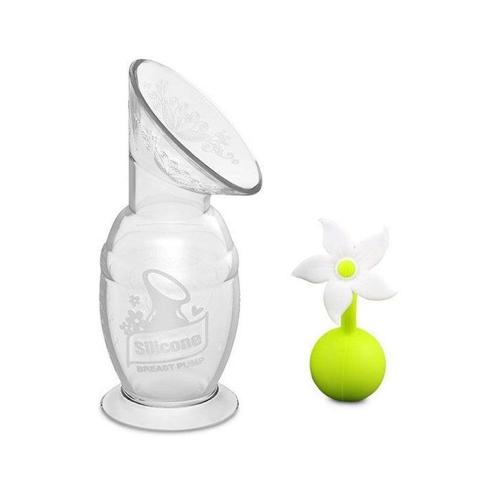 Haakaa 150ml Pump & Flower Set 806045