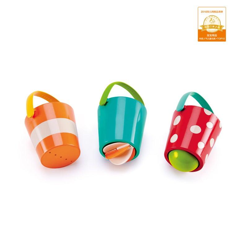 Hape Happy Buckets Set 808069