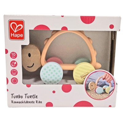 Hape Turbo Turtle 808065