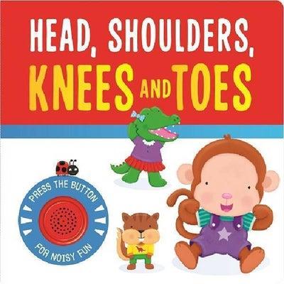 Head Shoulders Knees & Toes Sound Book 807830