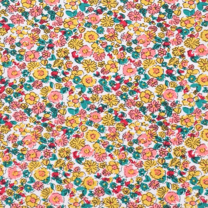 Hi Hop Yellow Floral 3 Piece Set 902014001