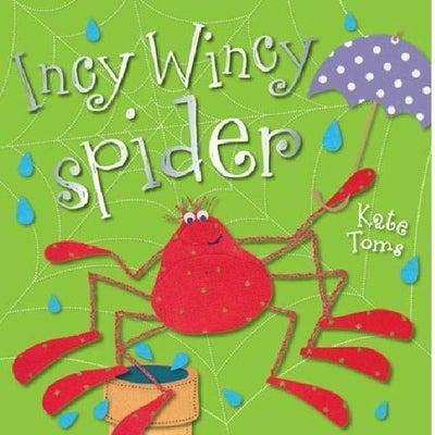 Incy Wincy Spider Book 806773