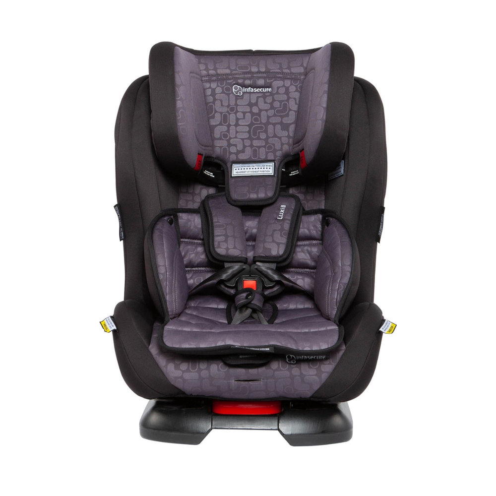 Infa Secure Luxi II Element - Grey 806364