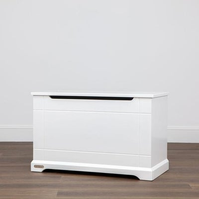 Infa Secure Tidy Toy Box - White 807249