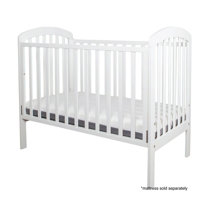 Infasecure Essentials Milford Cot  White 807911