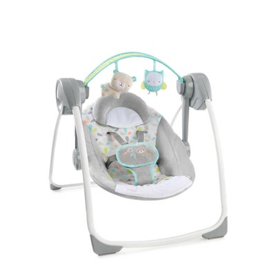 Ingenuity Comfort 2 Go Portable Swing Fanciful Forest 805354