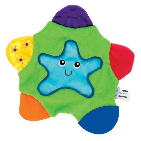 Lamaze Sammy The Starfish Blankie 807538