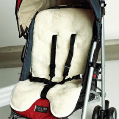 Little Ewe Wool Stroller Liner 73266