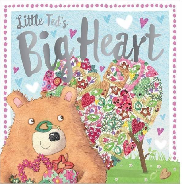 Little Teds Big Heart Book 807840