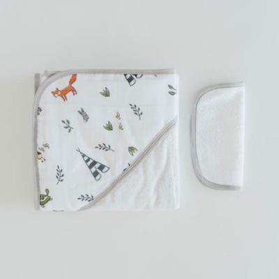 Little Unicorn Towel & Wash Cloth 806246001