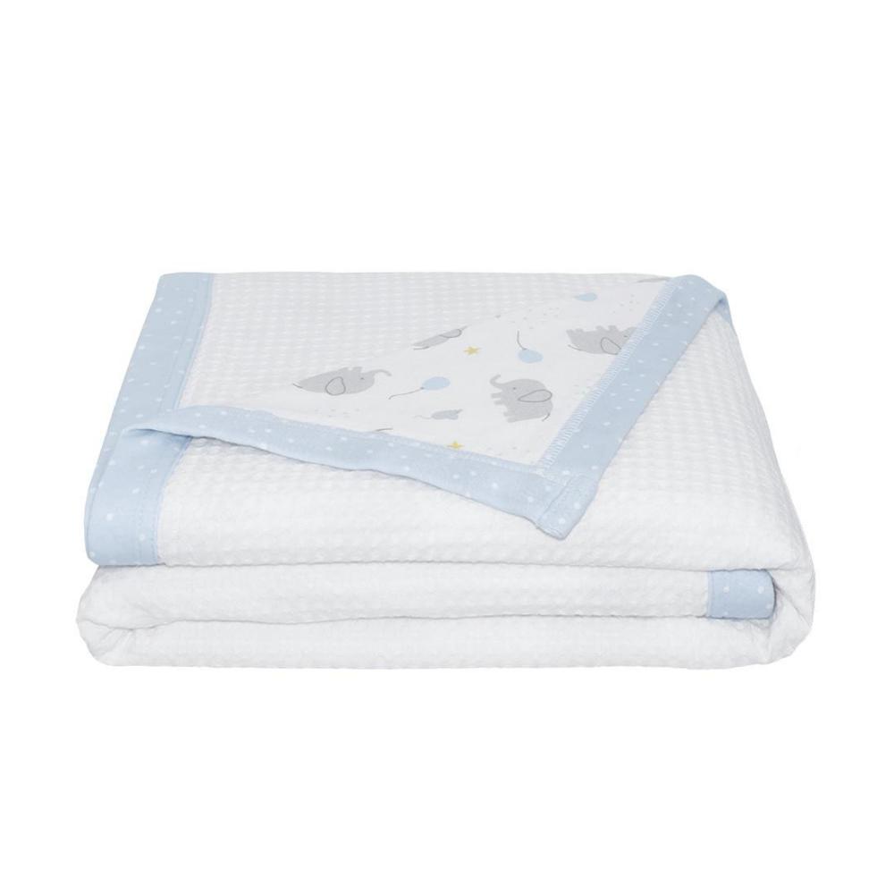Living Textiles Cot Waffle Blanket - Mason 808401