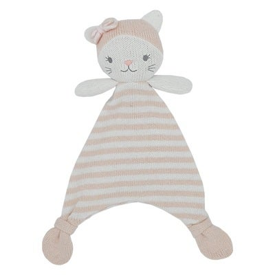 Living Textiles Daisy The Cat Security Blanket 806994