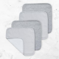 Living Textiles Face Washers 4pk 807663001
