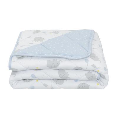 Living Textiles Jersey Cot Comforter - Mason 808404