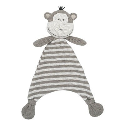 Living Textiles Max The Monkey Security Blanket 806993