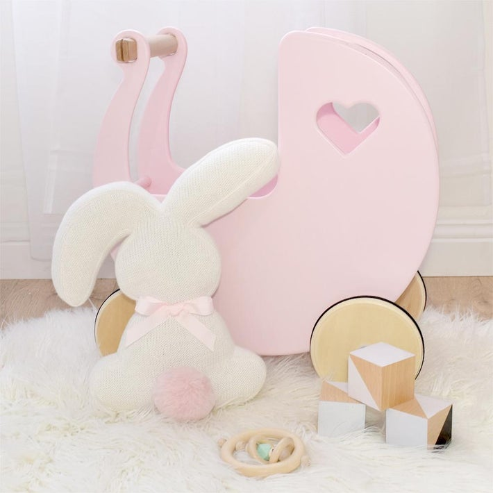 Lolli Living Forest Friends Cushion - Bunny 806943