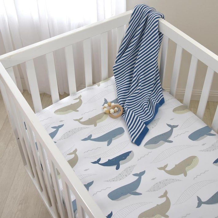 Lolli Living Oceania 4PCE Nursery Set 807808