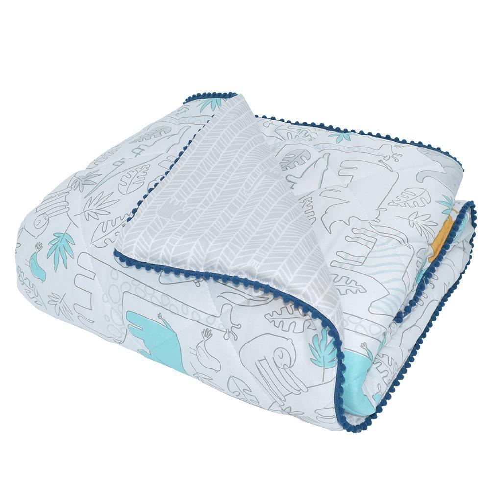 Lolli Living Urban Safari Cot Comforter 806917