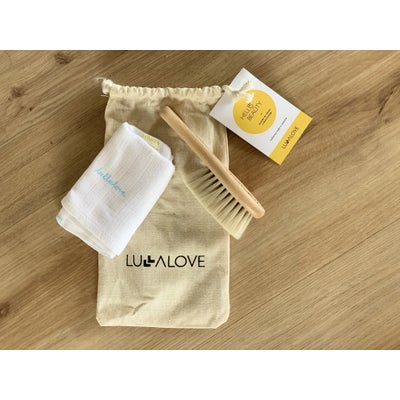 Lullalove Hairbrush Set 807731001