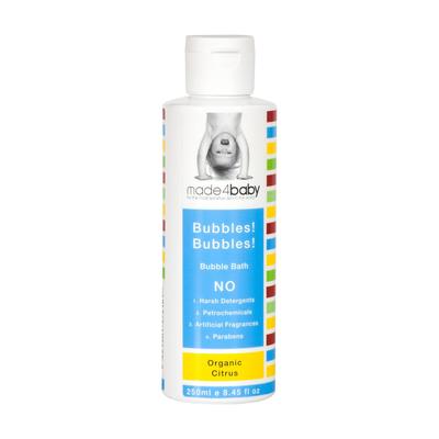 Made4Baby Bubble Bath (Organic Citrus) 725996