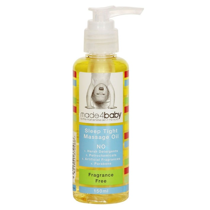 Made4Baby Massage Oil (Fragrance Free) 725993