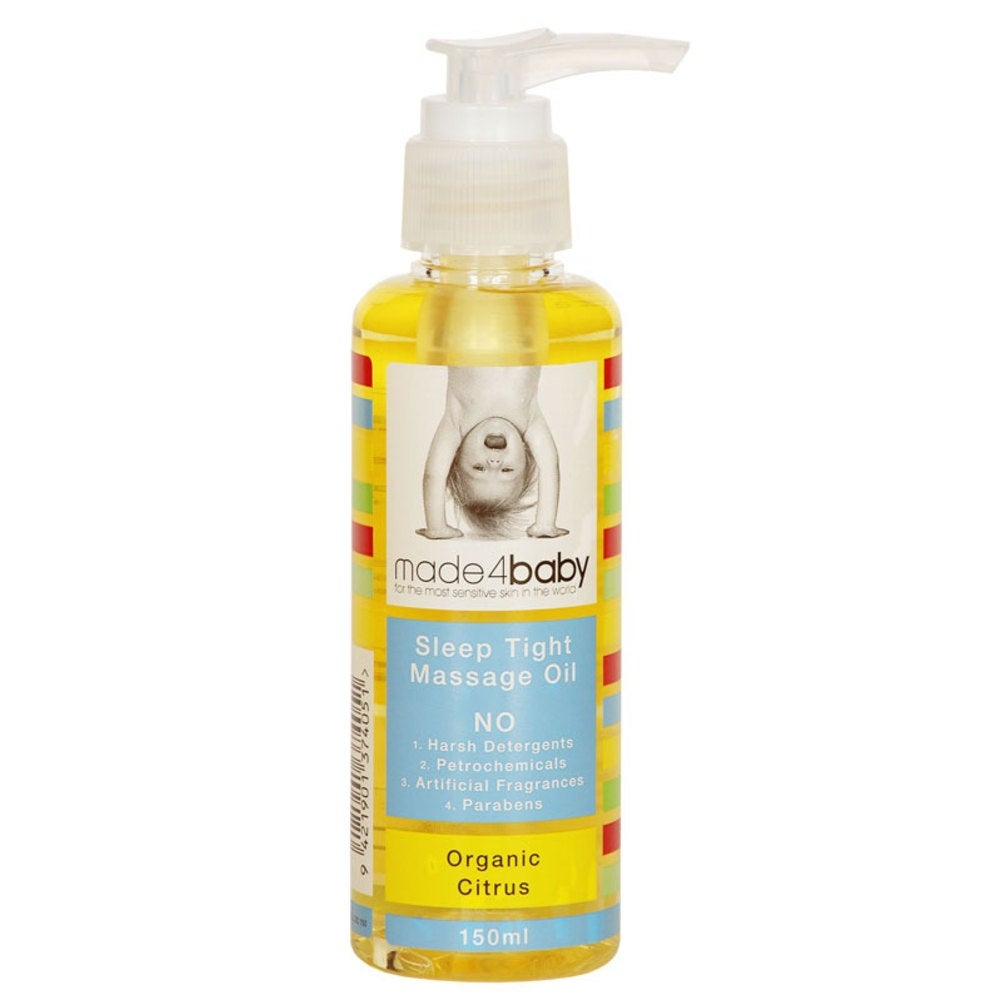 Made4Baby Massage Oil (Organic Citrus) 725994