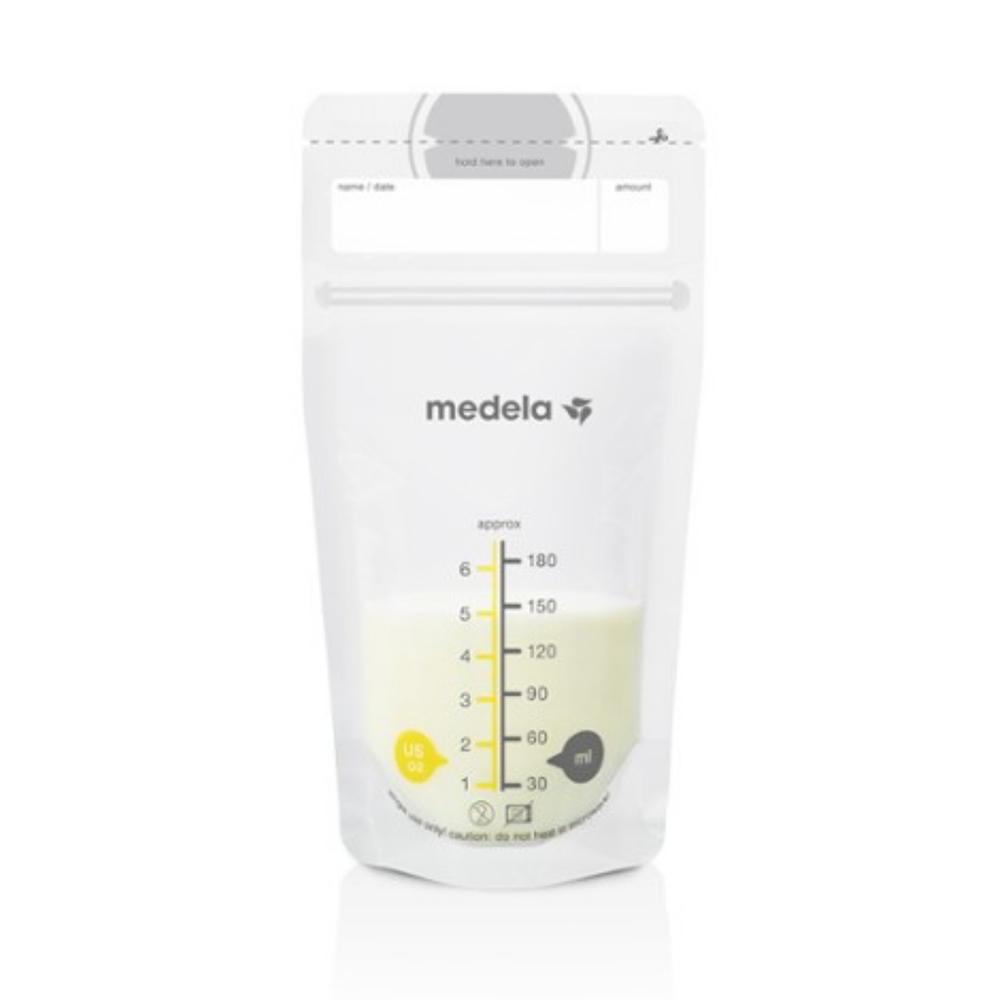 Medela Breast Milk Storage Bags 50 Pack 806508