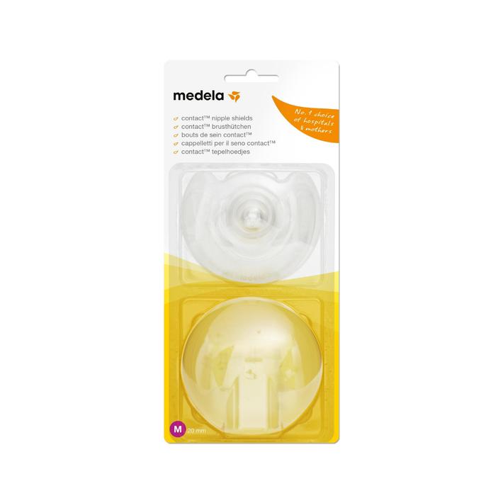 Medela Contact Nipple Shield 2 Pack - Medium 711346
