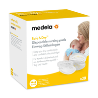 Medela Disposable Bra Pads - 30pk 802593