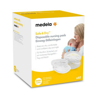 Medela Disposable Bra Pads - Pack of 60 805652