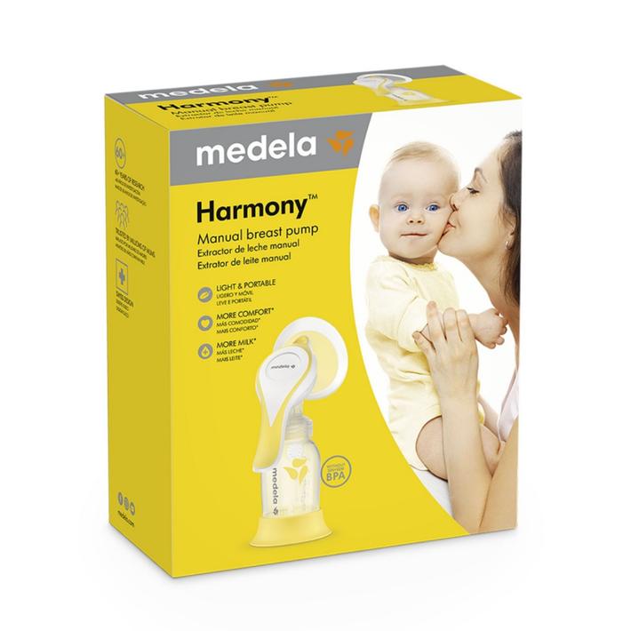 Medela Harmony Flex Manual Breast Pump 58539