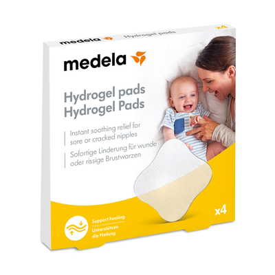 Medela Hydrogel Pad 4 Pack 711345