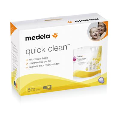 Medela Micro Steam Quick Clean Bag 705136