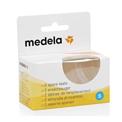 Medela Spare Teats 2 Pack 807391001