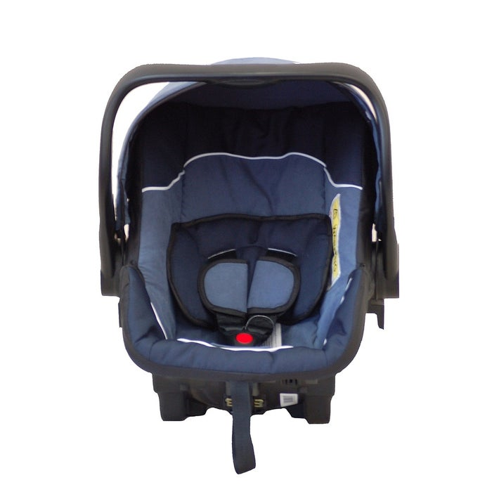 Milano 3 Wheel Stroller & Capsule 801276