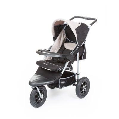 Milano 3 Wheel Stroller - Mushroom 729850