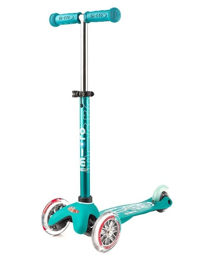 Mini Micro Deluxe Scooter - Aqua 806182