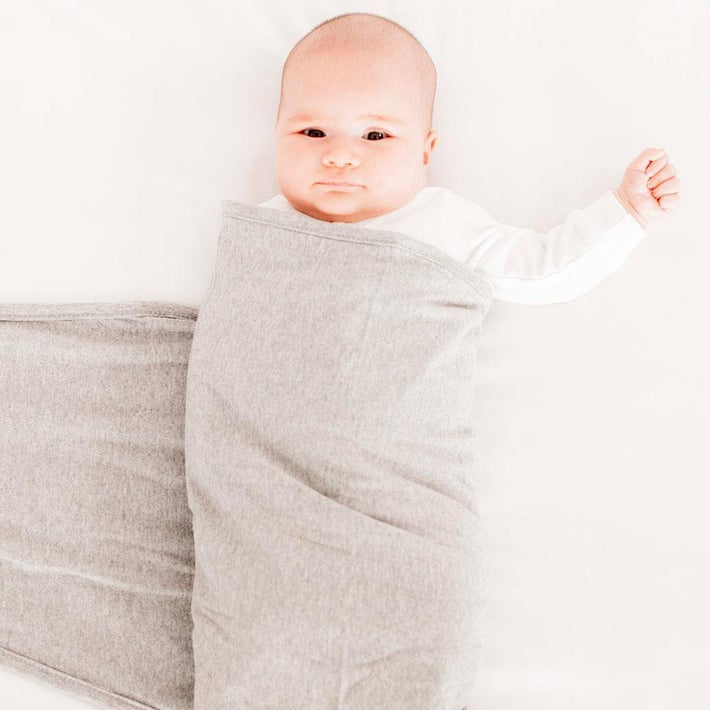 Miracle Blanket - Grey Stars 807768