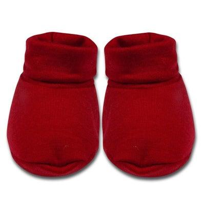 Mokopuna Merino Newborn Booties M409008