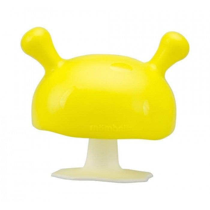 Mombella Mushroom Teether- Yellow 807191