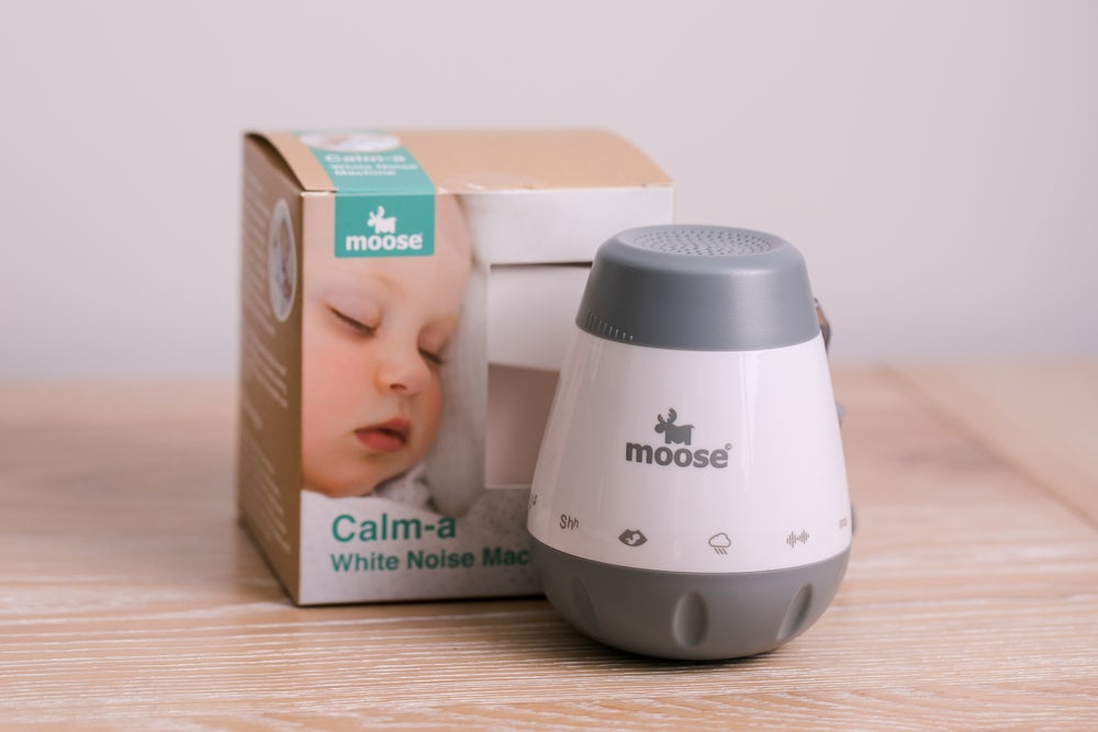 Moose Calm-A White Noise Machine 807302