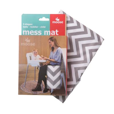 Moose Mess Mat - Chevron 806006